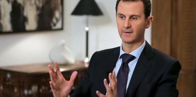 Esad'dan ABD'ye uyarı