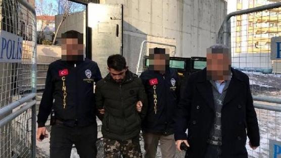 Eşini boğarak öldüren Afgan şüpheli Van'da yakalandı