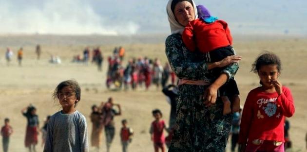 Ezidiler, IŞİD'in kaçırdığı kadınların bebeklerini kabul edecek