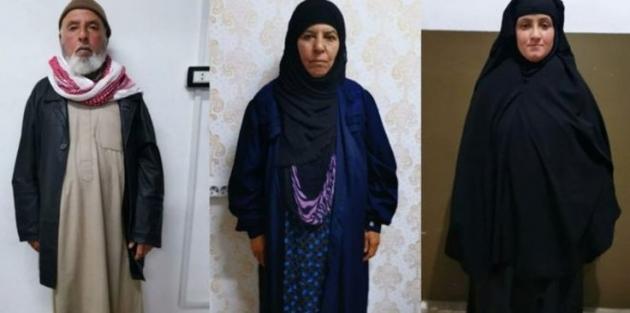 Fahrettin Altun doğruladı: Bağdadi'nin kız kardeşi yakalandı