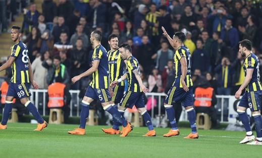 Fenerbahçe - Osmanlıspor: 2-0