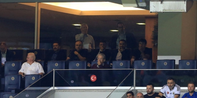 Fenerbahçe Vardar'dan Gol Yeyince, Yıldırım Locanın Işıklarını Kapattırdı