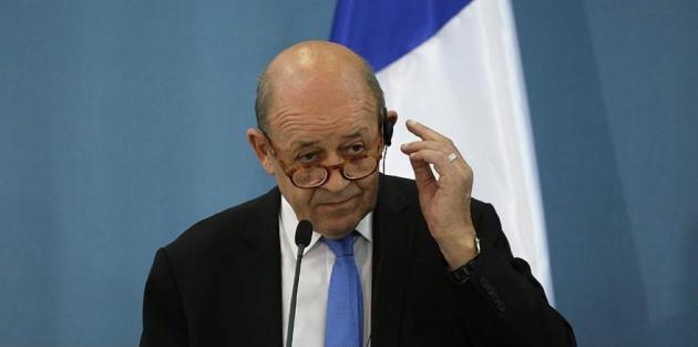 Fransa'dan dünyayı sarsacak iddia! İran'ı suçladılar