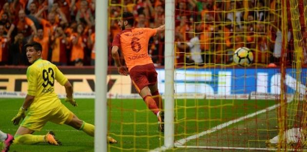 Galatasaray: 3 - Demir Grup Sivasspor: 0