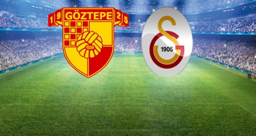Galatasaray Deplasmanda Göztepe ile Karşılaşacak! 11'ler Belli Oldu