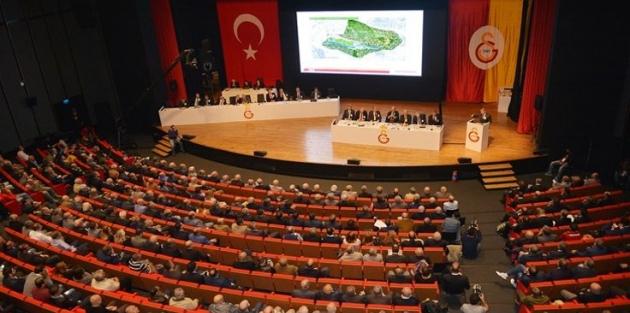 Galatasaray'da Riva ve Florya'nın satışı için yönetime yetki