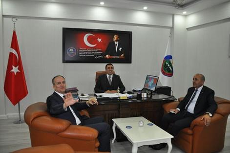 Gençlik Spor Bakanlığı, Spor Genel Müdürlüğünden Belediyeye Ziyaret