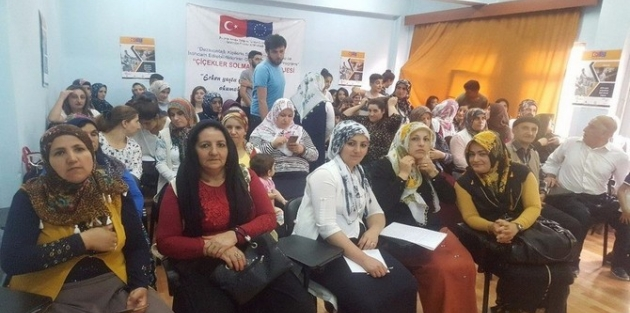 Göç mağdurları için 5. seminer düzenlendi!