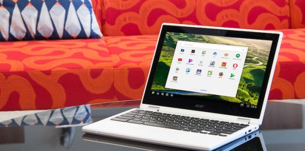 Google, Android ve Chrome'u birleştiriyor
