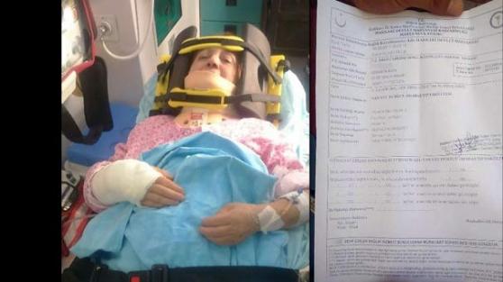 Hakkari Devlet Hastanesinde 'Boyunluk' Skandalı