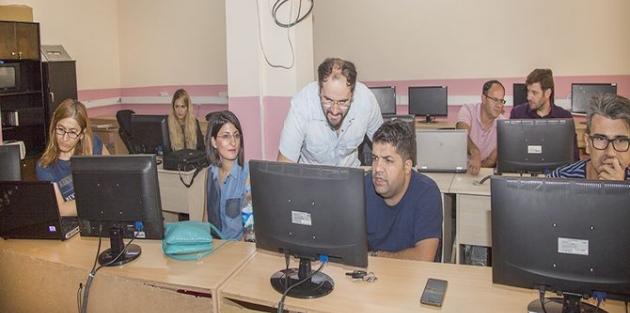 Hakkari'de Endnote programı eğitimi verildi!