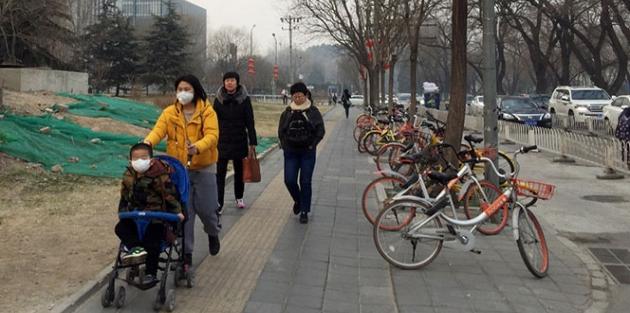 Hava kirliliği tehlikeli boyutlara ulaştı