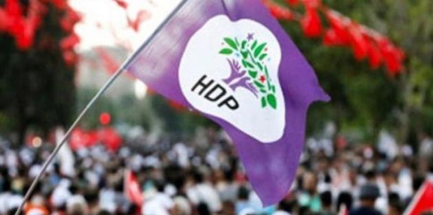 HDP'den SETA'nın gazetecileri fişleme raporuna tepki