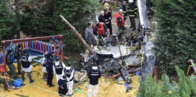 Helikopter kazası: Komutanın görev yeri değiştirildi