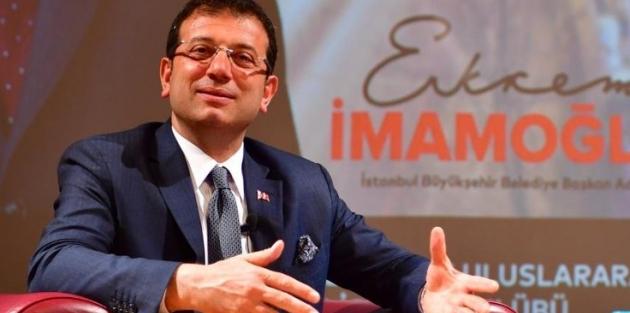 İmamoğlu: Çok zorlanırlarsa Türkiye'yi de devredebilirler