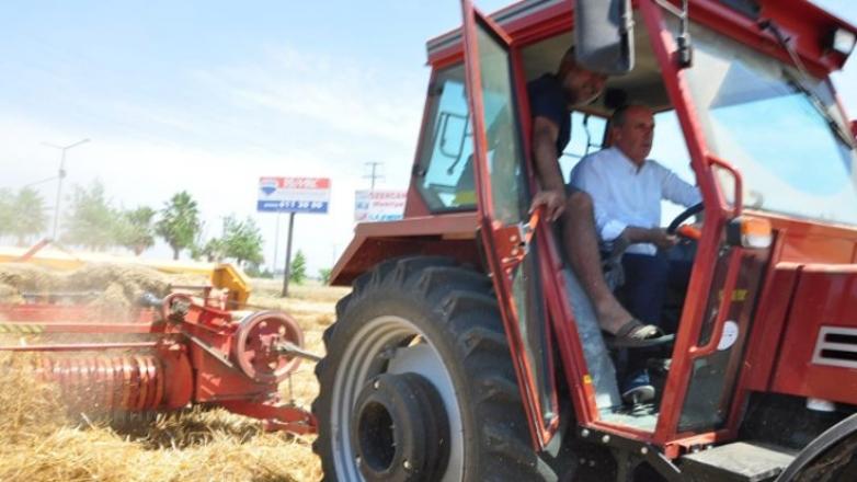 İnce: Çiftçiye mazot 3 lira olacak