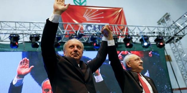 İnce: Kılıçdaroğlu bana gönderme yapmadı, yaparsa da yanlış yapar