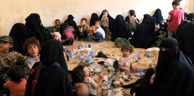 İngiltere, ölen IŞİD üyelerinin çocuklarını kabul etti