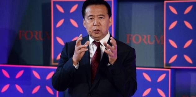 INTERPOL Başkanı Meng Hongwei Kayboldu
