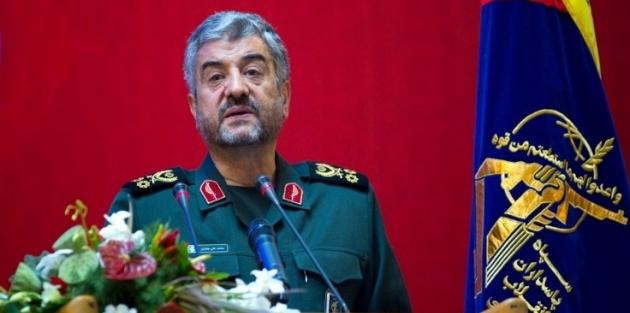 İran Devrim Muhafızları: ABD ordusunu IŞİD ile bir tutarız