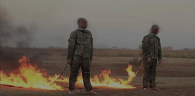 IŞİD'in yakarak öldürdüğü iddia edilen askerin babası dava açtı
