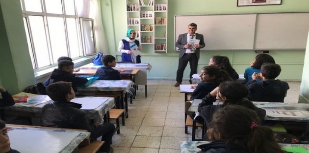 İŞKUR danışmanlarından okullara ziyaret