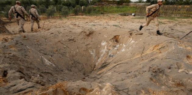 İsrail Gazze'yi vurdu: En az 2 ölü