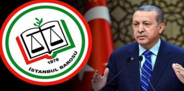 İstanbul Barosundan Yargıtay başkanlığına: Bu fikre ortak olmayacağız!