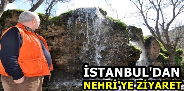 İstanbul'dan Nehri'ye Ziyaret