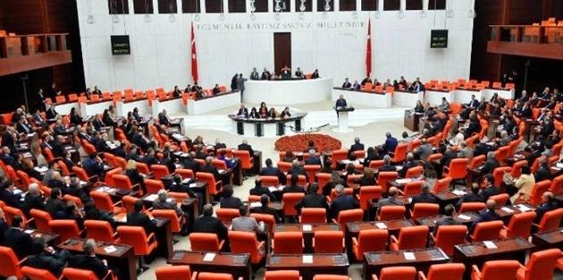 'İttifak yasası' Meclis'te kabul edildi