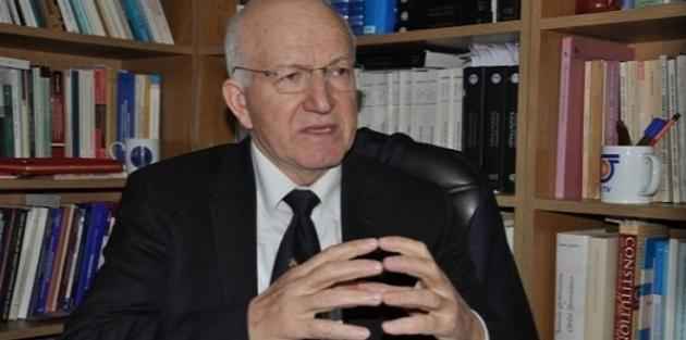 Kaboğlu: Berberoğlu TBMM'ye dönmeli