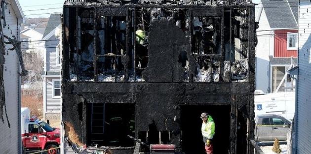 Kanada'da Suriyeli 7 çocuk yangında hayatını kaybetti