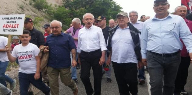 Kazan: Bir hukukçu olarak adalet çığlığına sessiz kalamam
