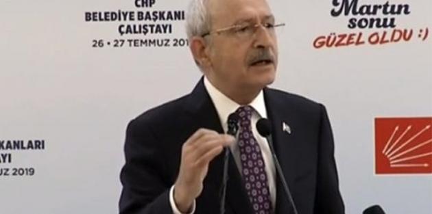 Kemal Kılıçdaroğlu'ndan belediye başkanlarına 7 ilke