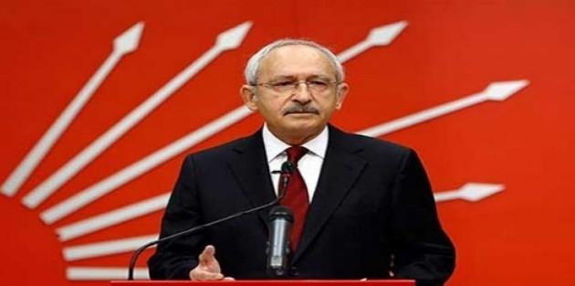 Kılıçdaroğlu: 500 bin nüfusa sahip Afrin'e niye gireceksiniz