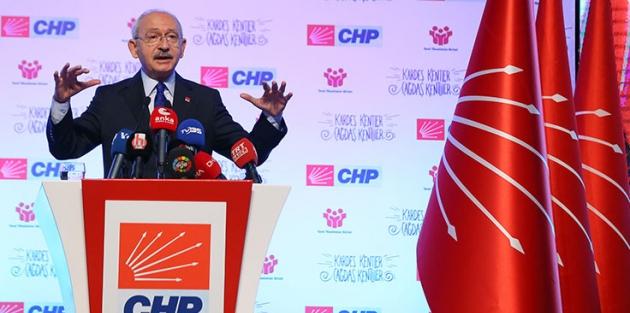 Kılıçdaroğlu: Bin liranın altında emekli maaşı alan 847 bin 643 kişi var