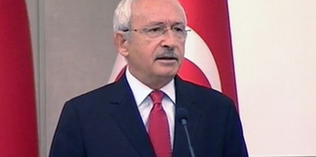 Kılıçdaroğlu: Eğitim sistemini akıl masasına yatırmak zorundayız