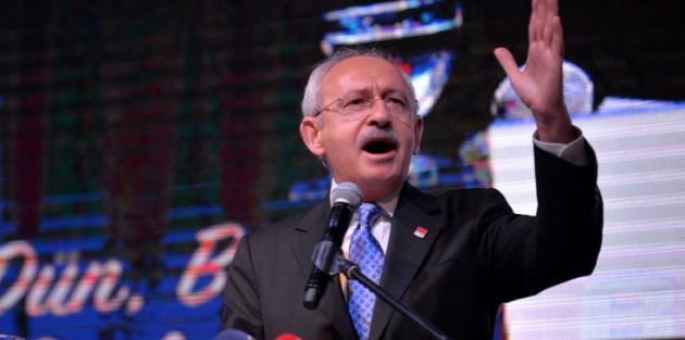 Kılıçdaroğlu hakkında soruşturma başlatıldı