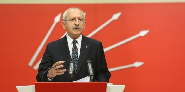 Kılıçdaroğlu: NATO tatmin edici bir açıklama yapmalı