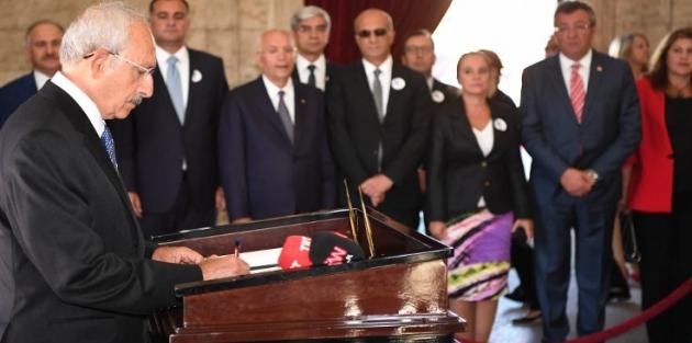 Kılıçdaroğlu: Pis kokulardan burnumuzu tutuyorduk