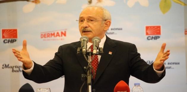 Kılıçdaroğlu: Sarayda oturanlar işsizlik nedir biliyor mu?