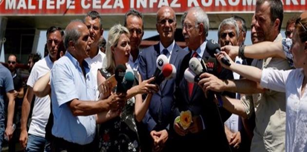Kılıçdaroğlu: Vekillerin tutuklanmasını sindiremiyoruz