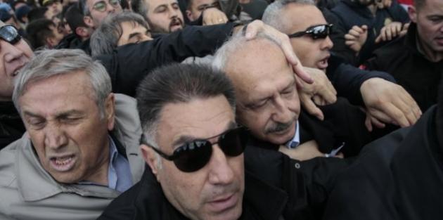 Kılıçdaroğlu'na yumruk atan Sarıgün AK Parti'den ihraç ediliyor