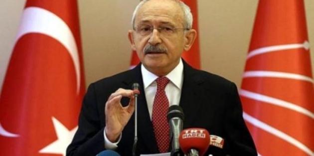 Kılıçdaroğlu'ndan Erdoğan'a uçak sorusu