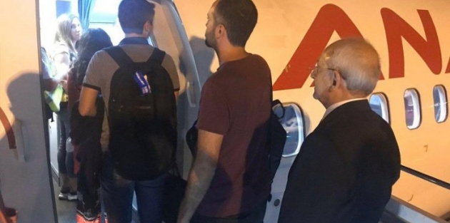 Kılıçdaroğlu'ndan tarifeli uçak sürprizi