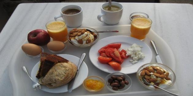 Kilo vermek için 'en iyi' 5 kahvaltı