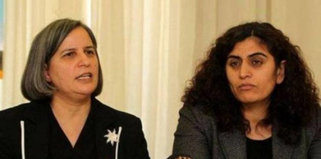 Kışanak'a 14 yıl 3 ay, Tuncel'e 15 yıl hapis cezası