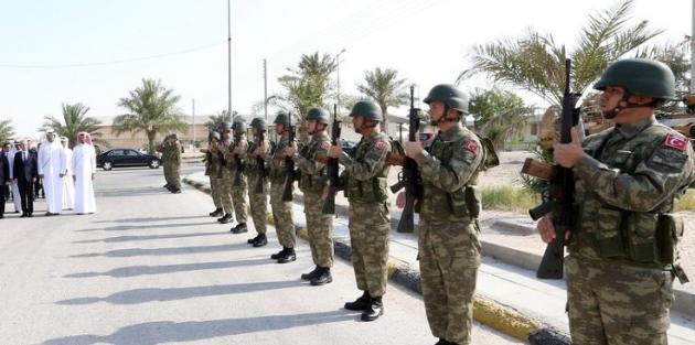Körfez, Türkiye'nin Katar'daki üssünün kapatılmasını istedi