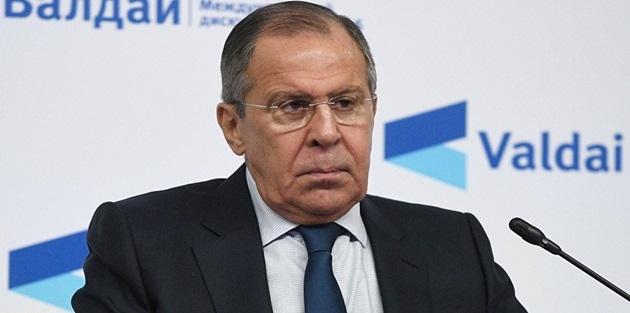 Lavrov'dan ABD'ye: Suriye'nin güneyinden çekilin