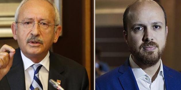 Mahkeme, Kılıçdaroğlu ve Bilal Erdoğan'ı uzlaştırmaya çalışacak